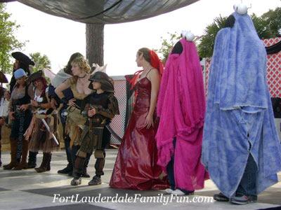 Renaissance Festival Costume Contest