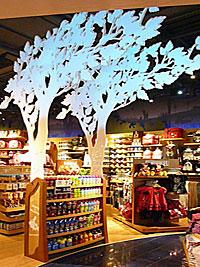 Disney Store Trees