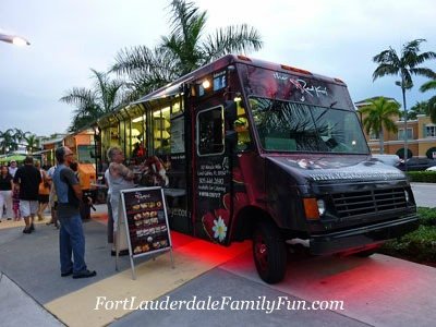 Red Koi Lounge Food Truck