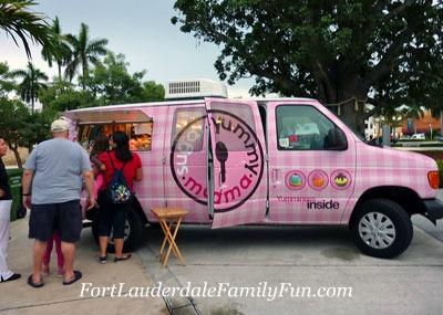 Sugar Yummy Mama Food Truck