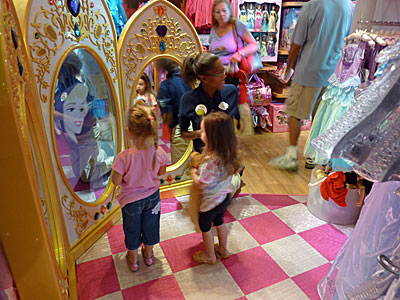 Disney Store Magic Mirror