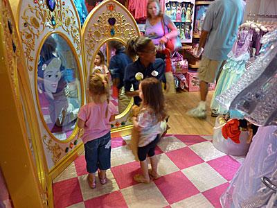 Disney Store Magic Mirror